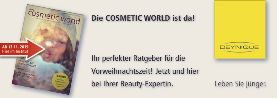 New Cosmetic World Winter 2019/20